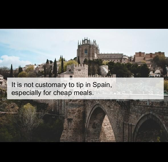 df38429f71 Vacation to Spain - travel information