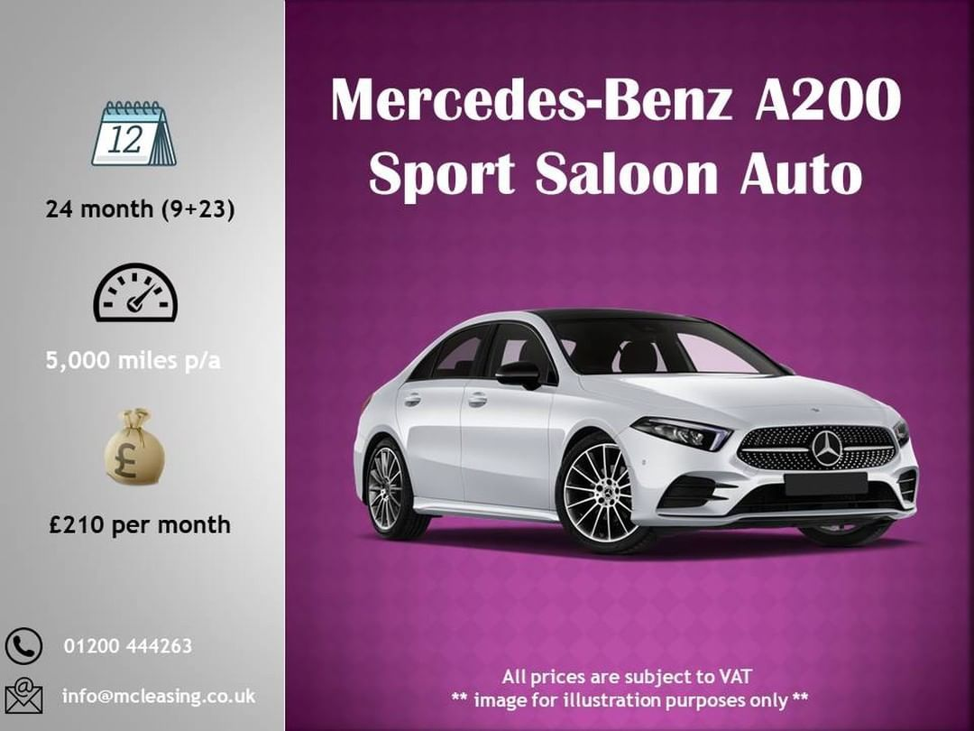 Early Christmas From You To You We Love The Mercedes Benz A Class Saloon Do You Benz A Class Mercedes Benz Mercedes
