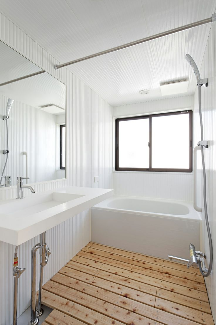 Smart way to protect bathroom walls from moisture although prefer a