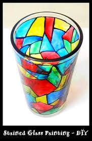 Simple Glass Painting Designs For Beginners Google Search