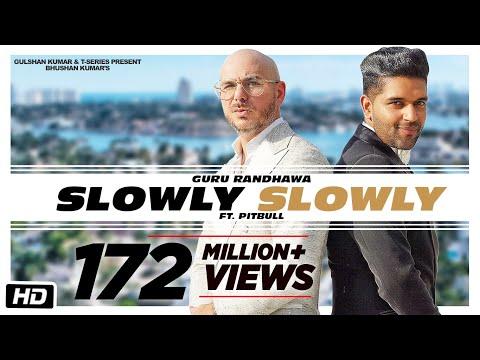 33 Slowly Slowly Guru Randhawa Ft Pitbull Bhushan Kumar Dj Shadow Blackout Vee Dj Moneywillz Youtube Dj Shadow Pitbull Songs Songs