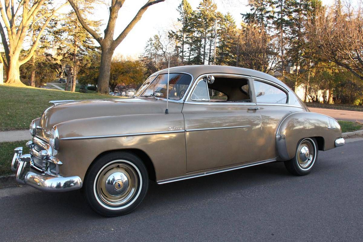 1950 Chevrolet Fleetline Deluxe | Chevrolet | Pinterest ...