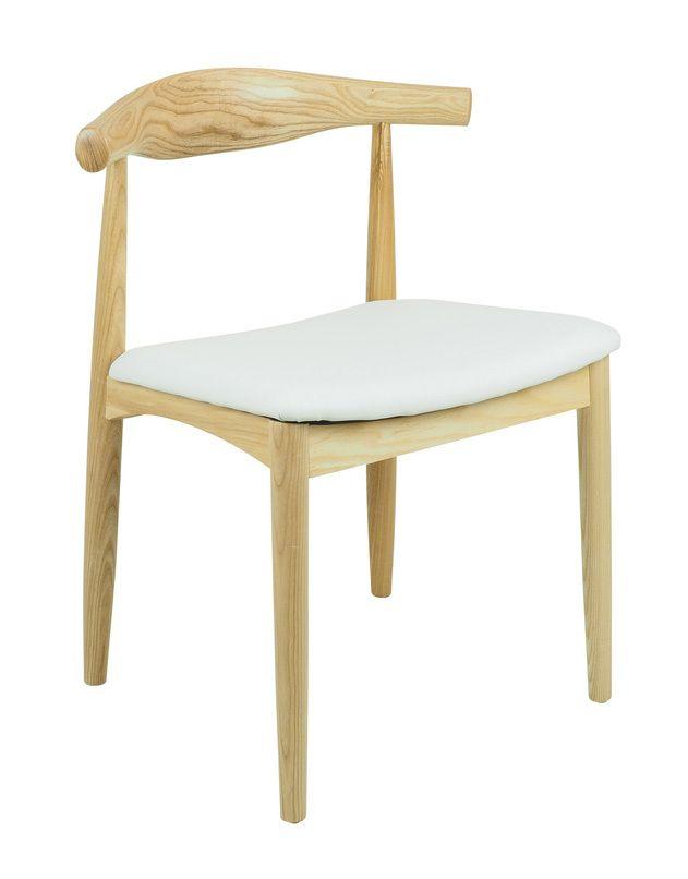 Replica Hans Wegner Elbow Chair   Naturl Ash Timber | Replica Elbow Chair