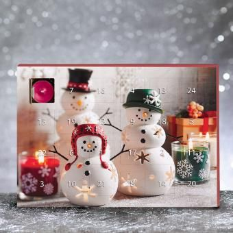 Great way to countdown to #Christmas! #PartyLite #candles