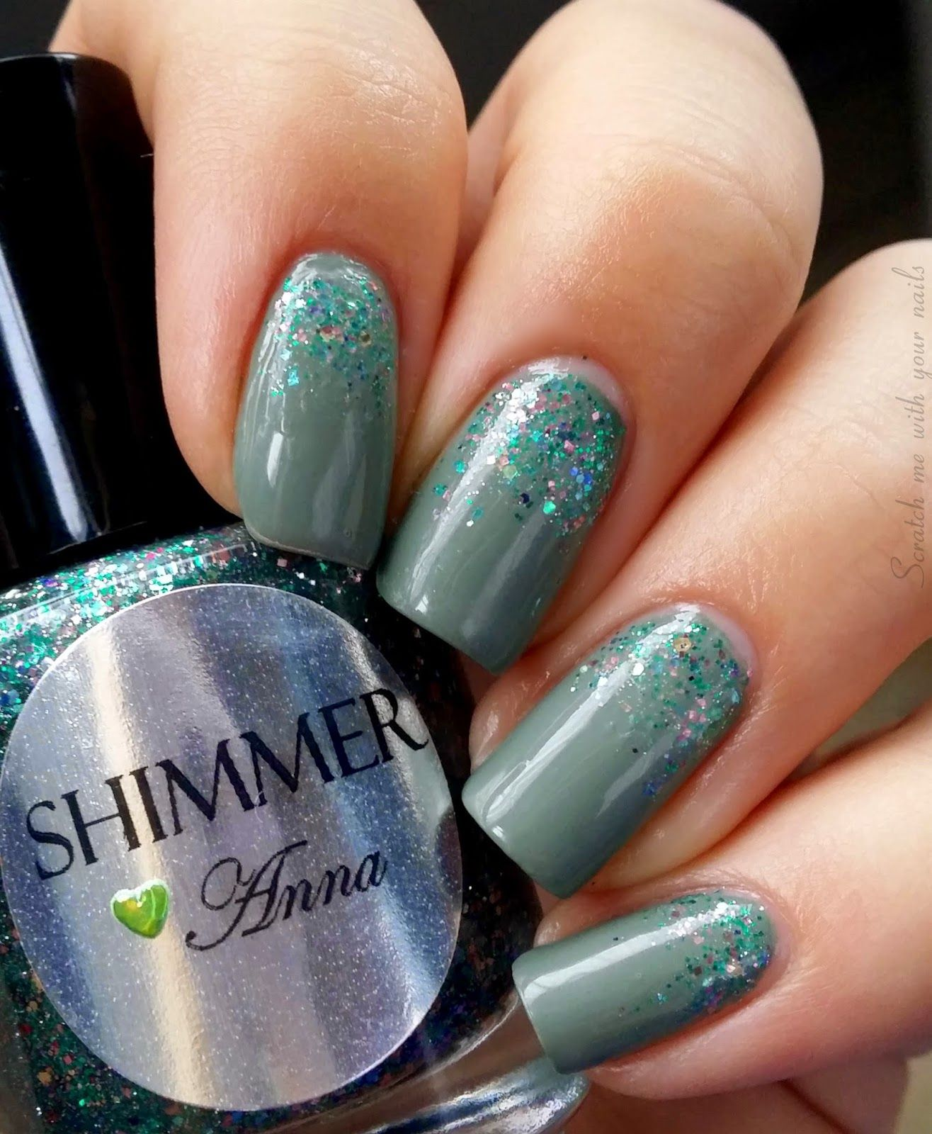 Shimmer Polish Anna Scratch Me with Your Nails