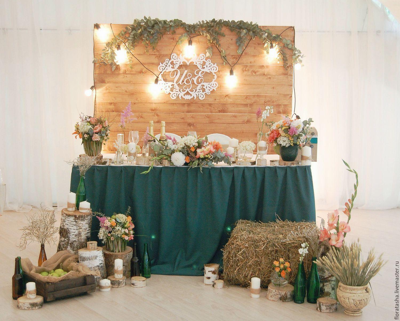 Декор для свадьбы купить