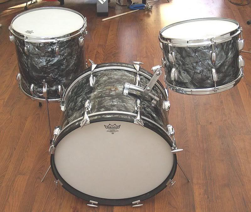 Bdp Slingerland Vintage Drums Percussion Instruments Drums