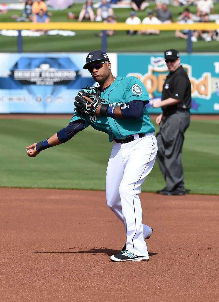Mariners' Cano opens up about Van Slyke - seattlepi.com
