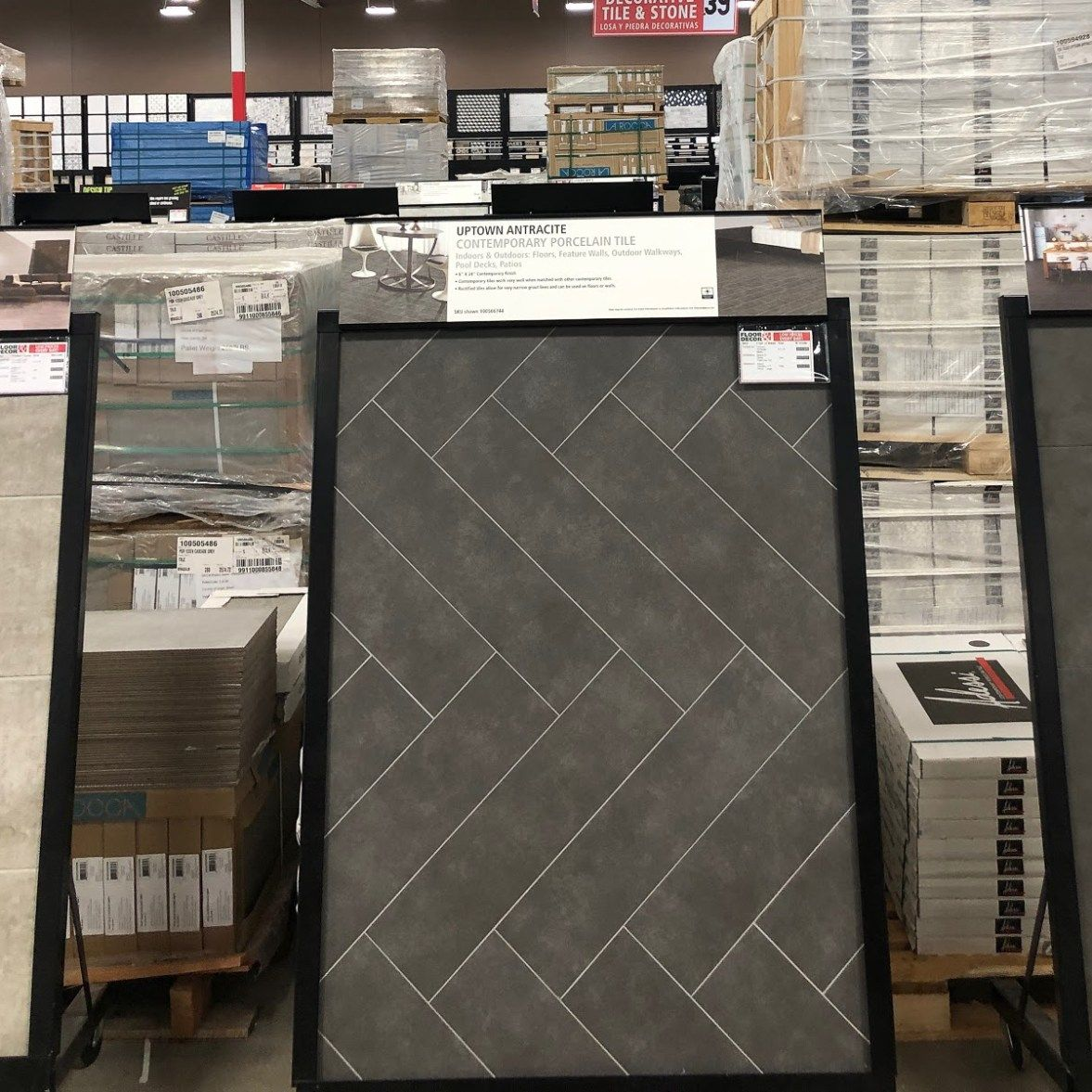 Floors And Decor Store Tour In 2020 Floor Decor Floor Renovation Luxury Tile