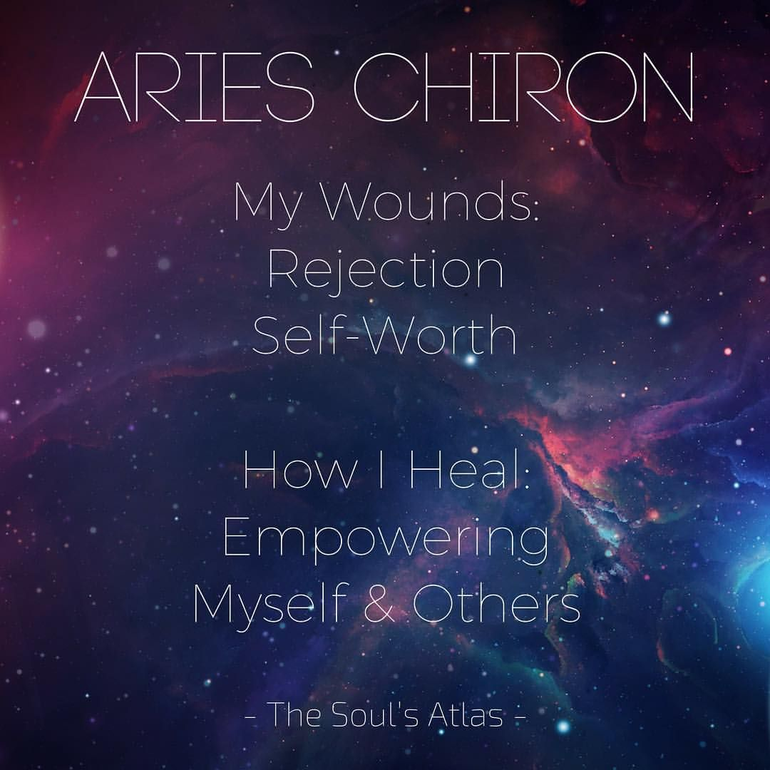 Chiron Will Be Entering The Sign Of Aries On April 18 2018