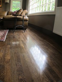 Wood Floor Stain Colors With Cherry Cabinets