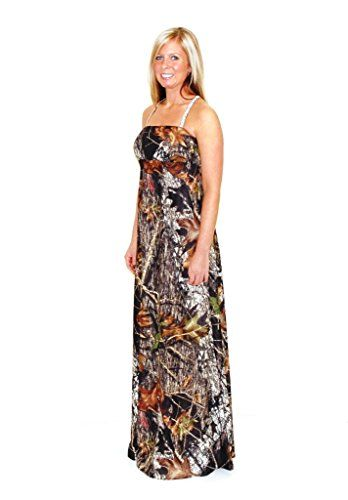 Camo Diva Mikayla Camo Sequins Strap Prom Gown 2X Camouflage   Camo ...