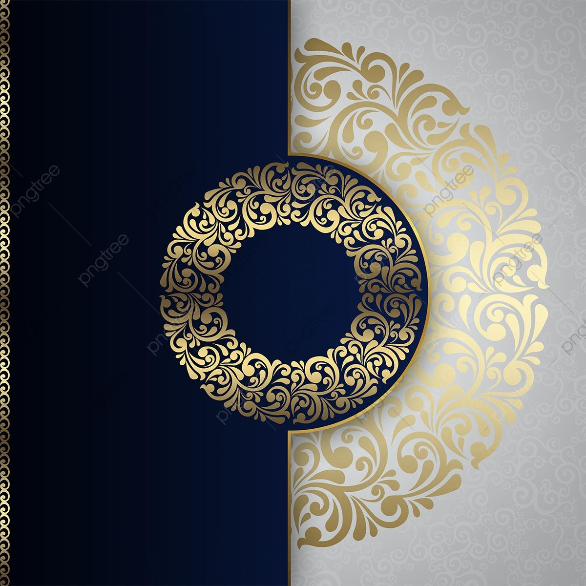 Awesome Luxury Invitation Template Luxury Date Invitation Card Png Transparent Clipart Image And Psd File For Free Download Pattern Art Islamic Art Pattern Card Design