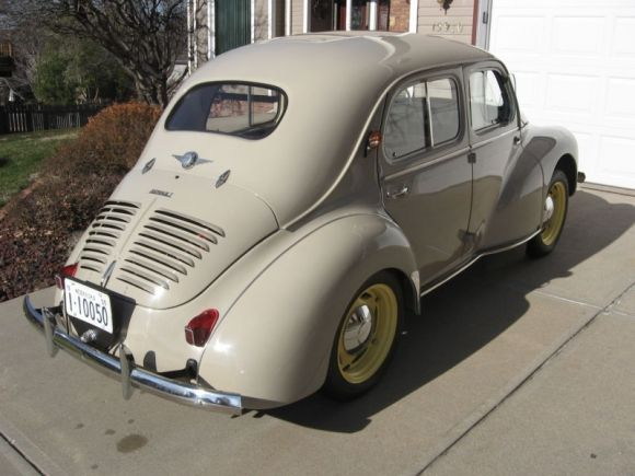 Cheap French Thrills 1950 Renault 4cv Renault Antique Cars Renault 4