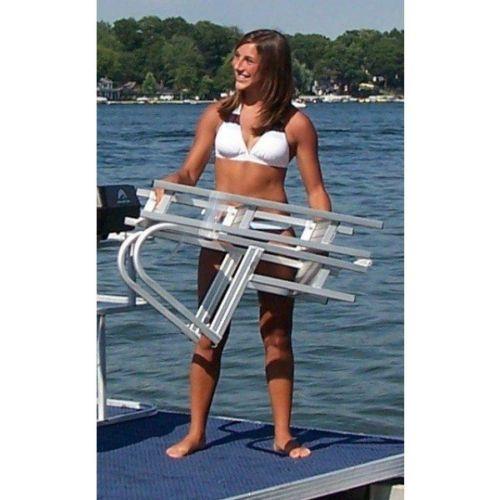 Pontoon Ladder Boat Ladder Paddle Boat Ladder Swim Ladder Boat