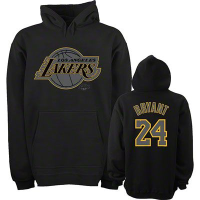 Kobe Bryant Los Angeles Lakers Youth Black Out Name Number Hoodie By Majestic Celtics Apparel Youth Hoodies Bull Clothes