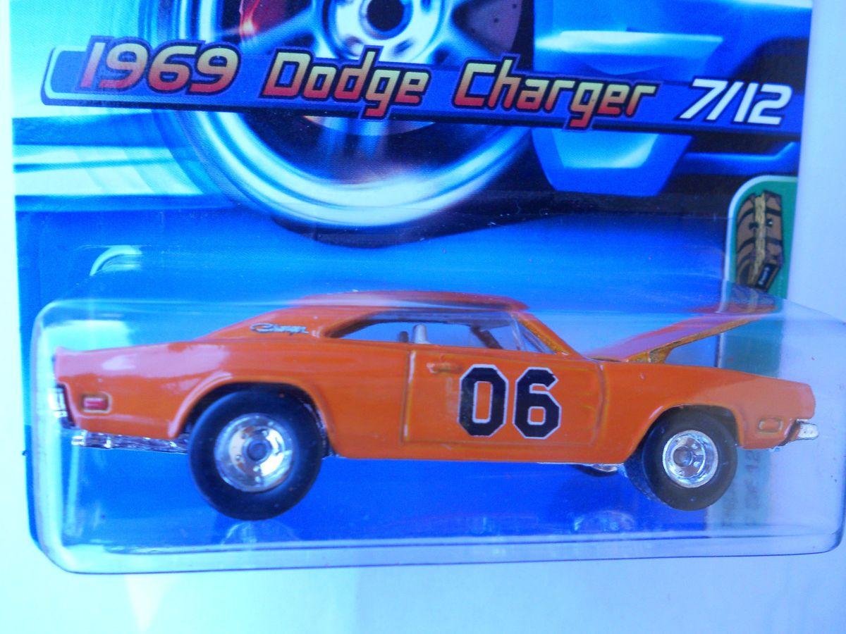 Hot Wheels Treasure Hunts 69 Dodge Charger Real Riders