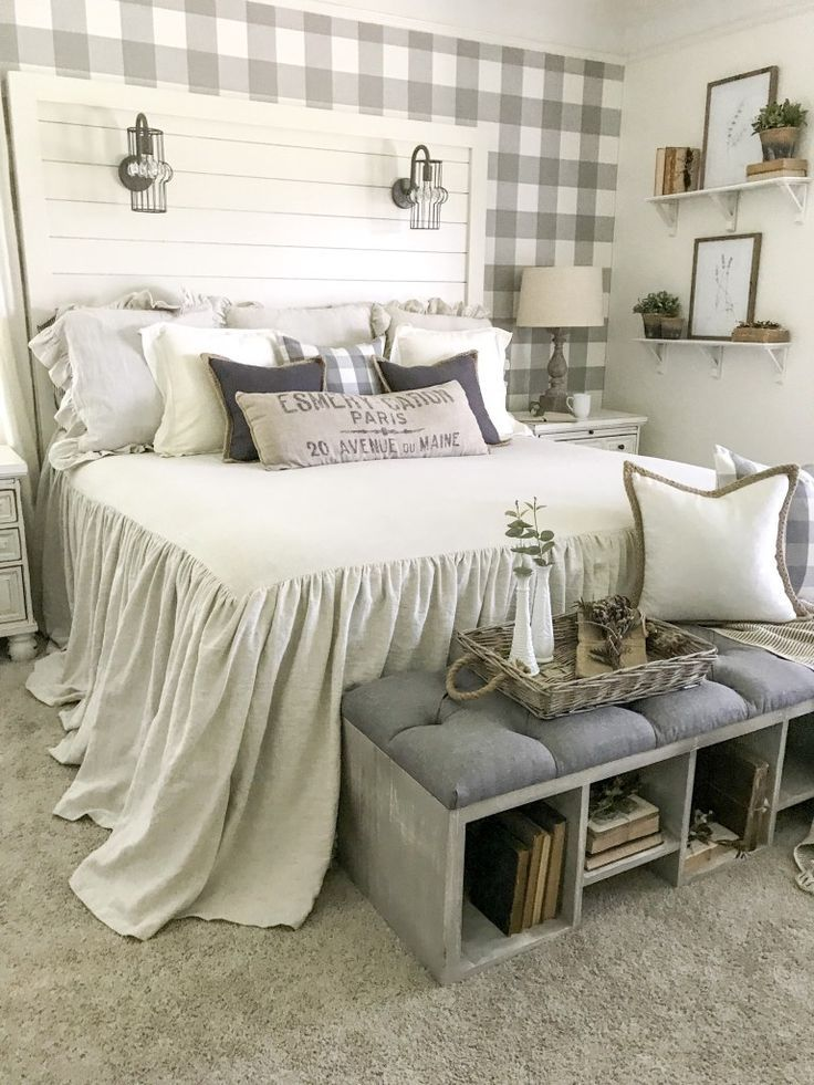 Photo of My New Shiplap Bed From Chic Artique
