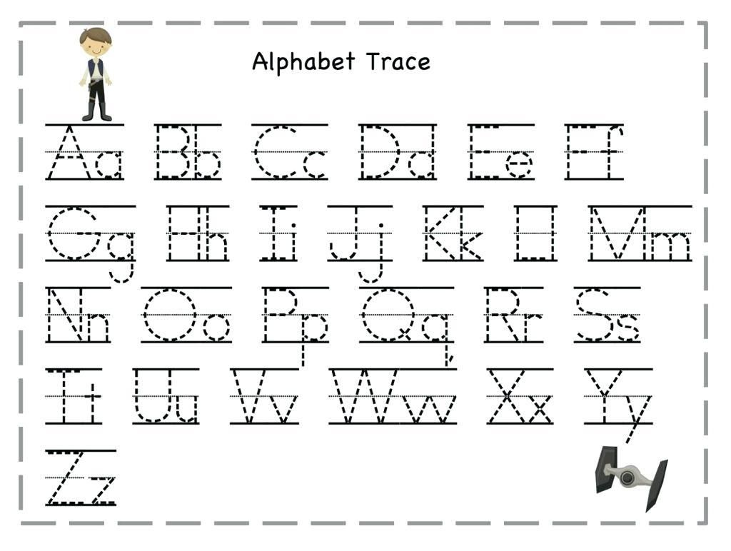 Free Printable Alphabet Writing Worksheets For