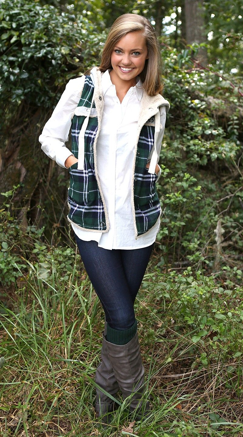 Meet Me In The Mountains Vest - $49.00. WANT!