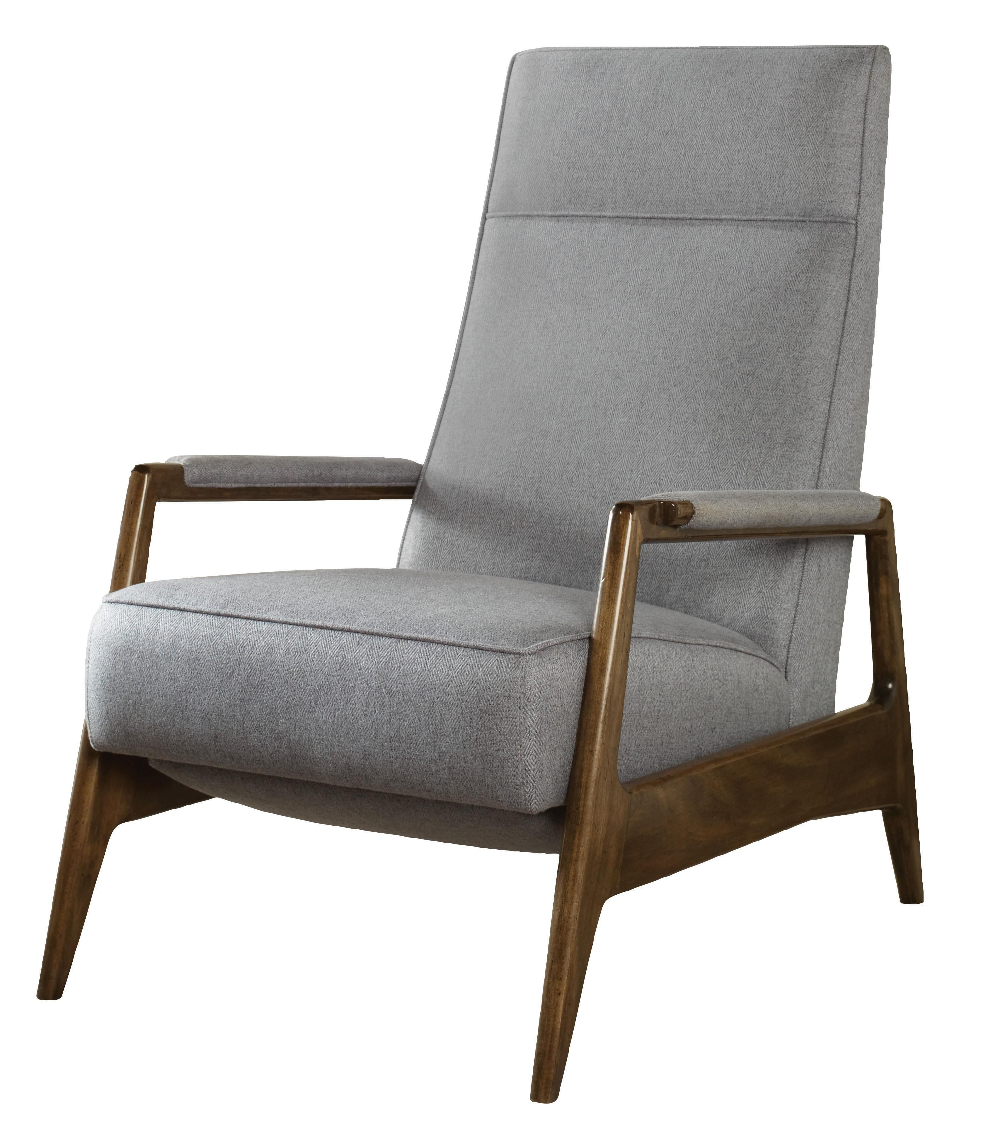 michael weiss woodley recliner by vanguard furniture at belfort