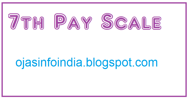 Latest 7th Pay Scale Calculator For All Department of Gujarat ...