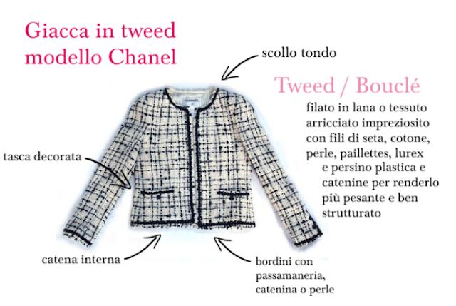 the best attitude 879fd cd3d0 Come abbinare una GIACCA IN TWEED modello CHANEL (outfit ...