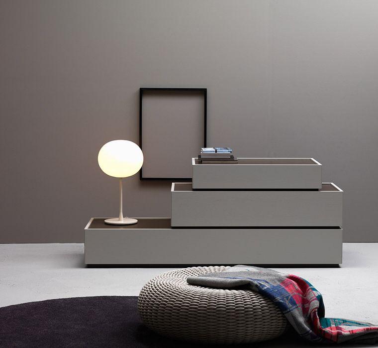 Cidori Modular Dresser By Sangiacomo
