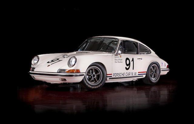 The Ex Porsche Cars Northwest 1967 Kent 300 Trans Am Under 2