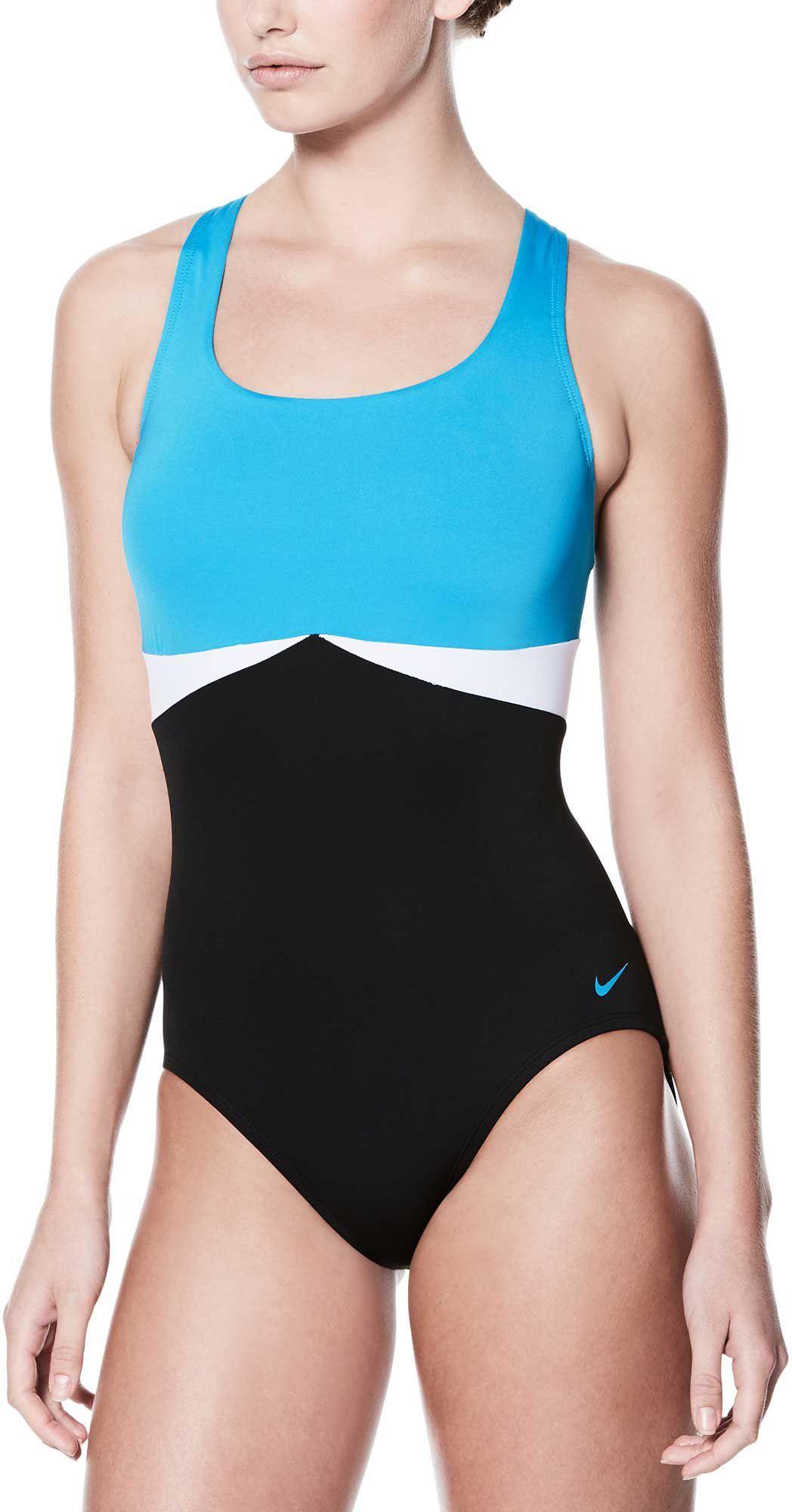 c66c5a6d35efd Nike Women's Color Surge Crossback Swimsuit | Products | Nike women ...