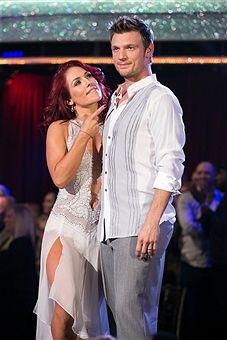 STARS - 'Episode 2108' - The 'Dancing with the Stars' celebrities paid tribute to influential figures in their lives on MONDAY, NOVEMBER 2 (8:00-10:01 p.m., ET). The dance styles included Argentine Tango, Foxtrot, Contemporary, Salsa, Paso Doble and the Viennese Waltz. For the first time this season, the couple with the highest score from their solo dance was be granted immunity from elimination next week and also received 3 additional points. For the first time ever, each of the six couples…