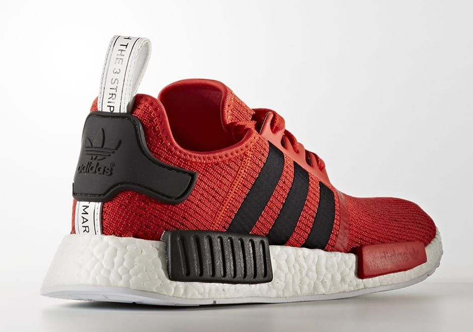buy popular 1b9d8 93ddc adidas NMD R1 Red/Black Navy/Black | adidas Releases ...
