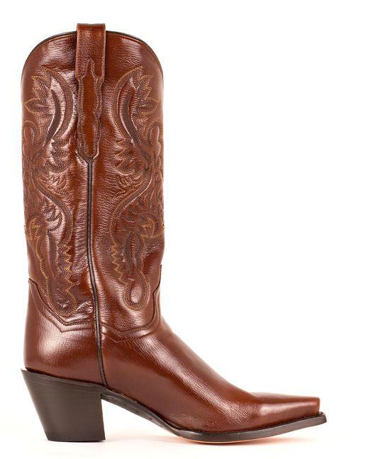 Dan Post Women's Maria Boots - Antique Tan