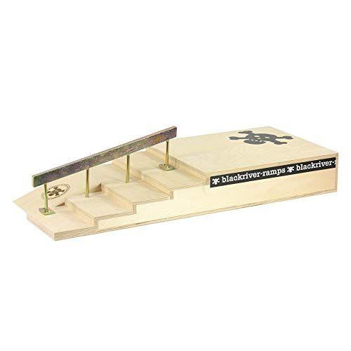 Deck Fingerboard Tech Amazon Ramps