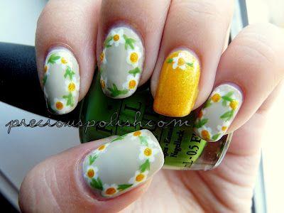 precious polish: Daisy Chains