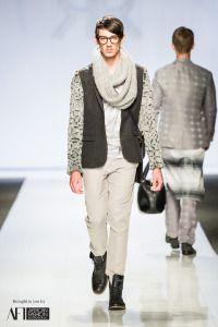 #Menswear #Trends Ruald Rheeder Fall Winter 2015 otoño Invierno 3Tendencias #Moda Hombre  MBFWJ