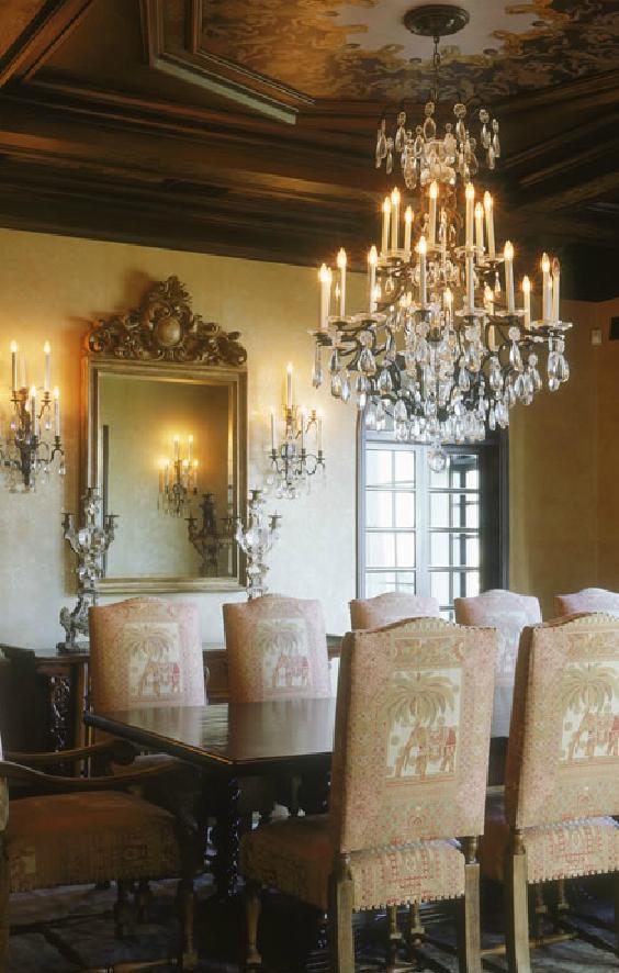 Old World Mediterranean Italian Spanish & Tuscan Homes & Decor Brilliant Tuscan Lighting Dining Room Decorating Design