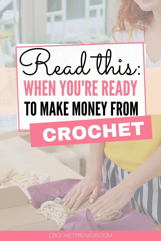 Crochet Business Academy Start & Grow a Profitable