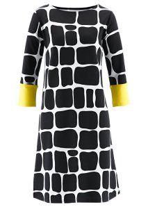 Shirt-Kleid in #PlusSize aus der #MaiteKelly  - Kollektion - Bild: #bonprix