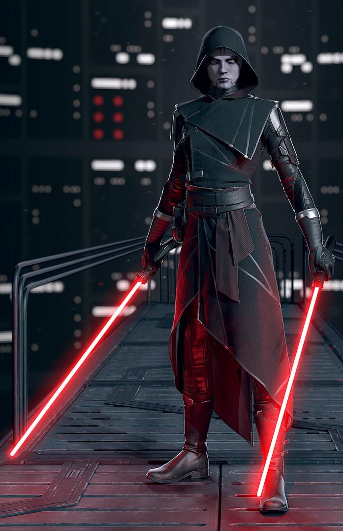 Sith Assassin Asajj Ventress