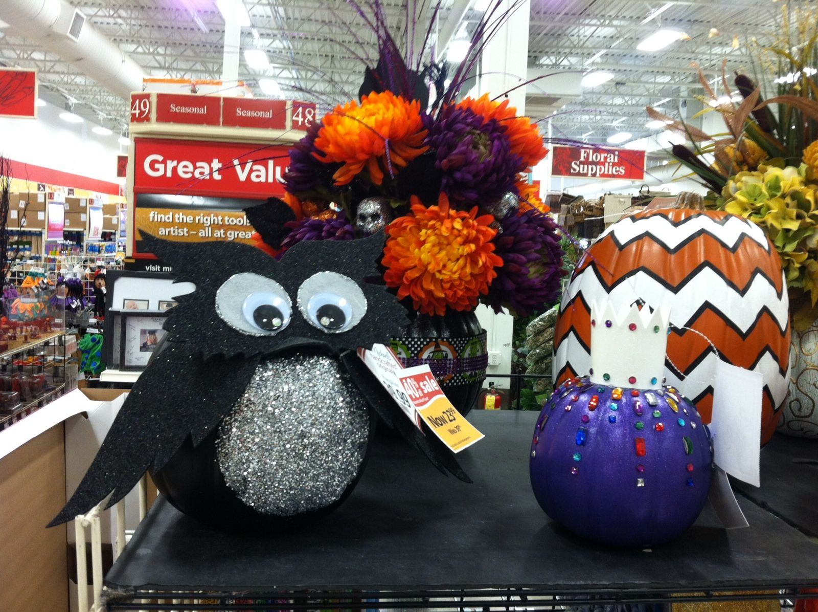 Pin by michaels stores paramus nj on fall halloween for Michaels crafts bridgewater nj