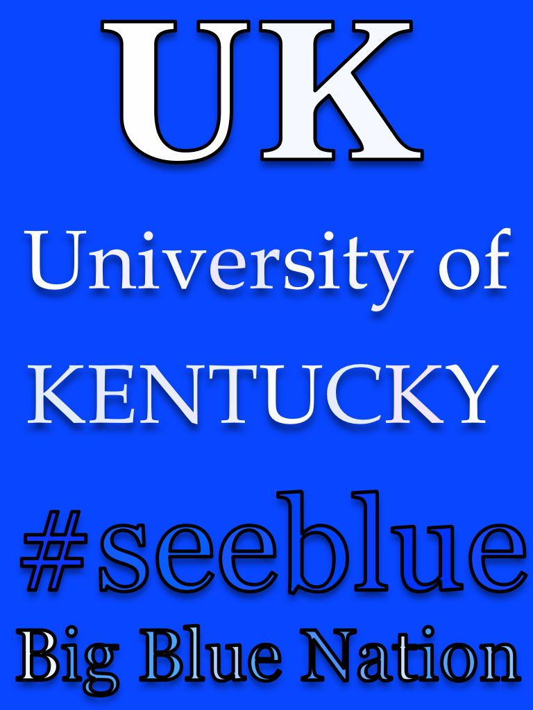 University of Kentucky iPad Wallpaper created by the