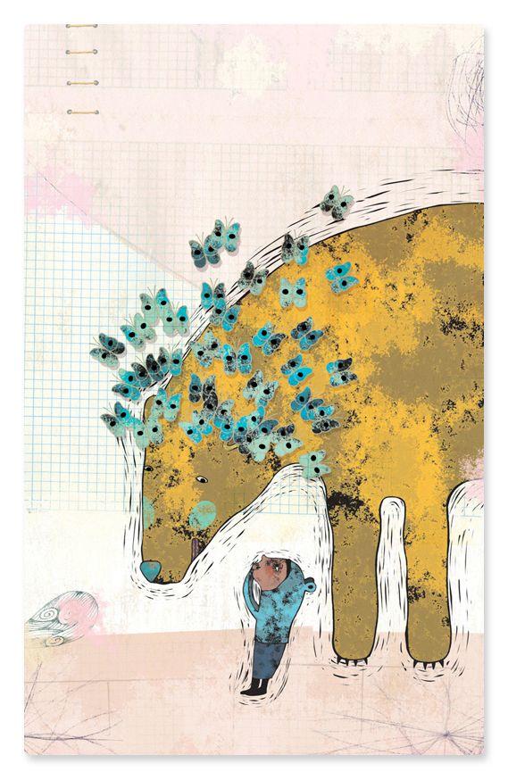 Mafe Mantilla - Illustration