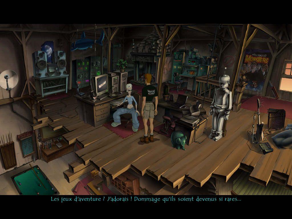 Runaway Videojuego Español Spanish Videogame Arte Conceptual Arte Suelos