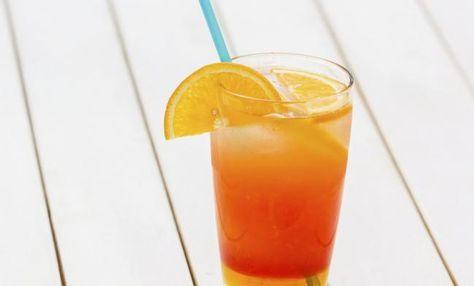 Recetas para preparar tragos con naranja y granadina - IMujer