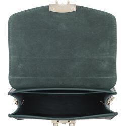 Furla Metropolis S Crossbody Bag Ottanio in grün Umhängetasche für Damen Furla