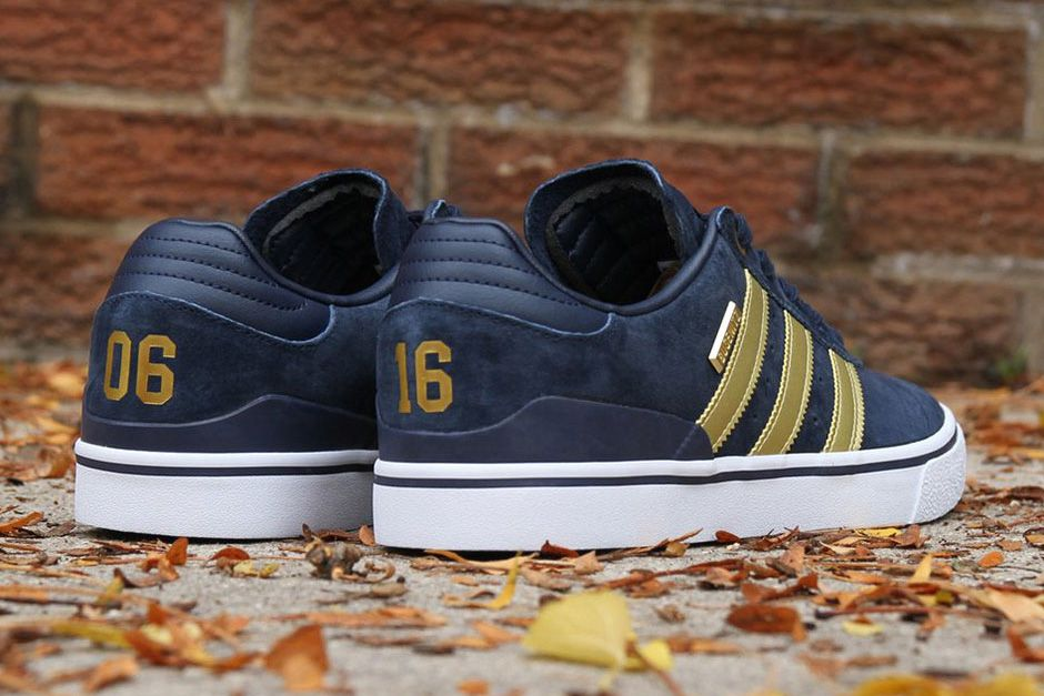 best sneakers d41e1 cfd1f adidas Presents the 10th Anniversary Busenitz ADV