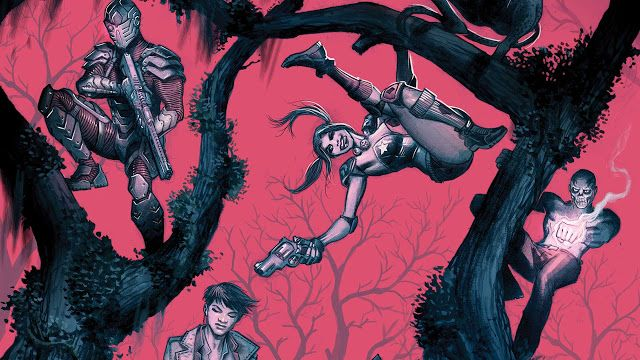 Weird Science DC Comics: New Suicide Squad #18 Preview
