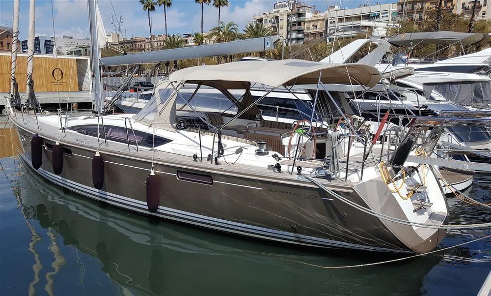 2015 Jeanneau 57 'EGOIST' for sale Boat, Yacht, Water crafts