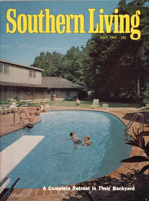 July 1969 | A Complete Retreat In Their Backyard | Back Yard ...